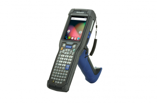Honeywell CK75 Ultra Rugged Mobile Terminal / El Terminali