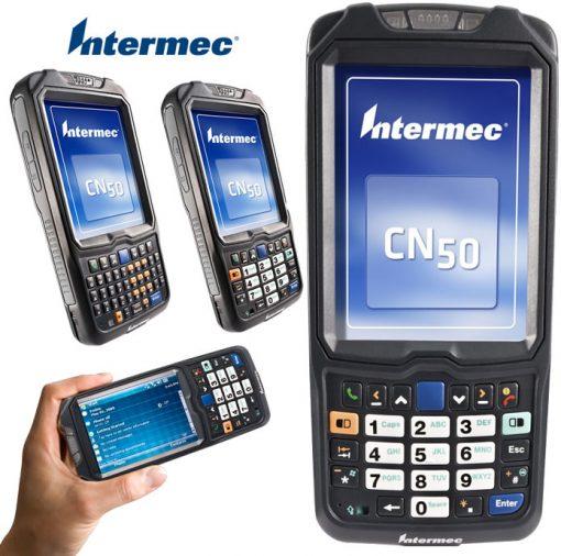 Intermec CN50 El Terminali