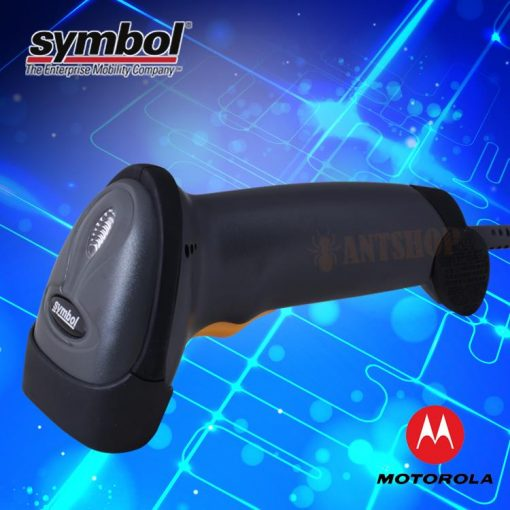 Zebra Motorola LS2208 Symbol Laser Barcode Scanner Reader Barkod Okuyucu