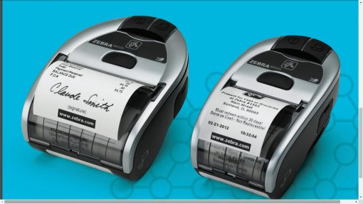 Zebra iMZ320 Mobil Termal Printer