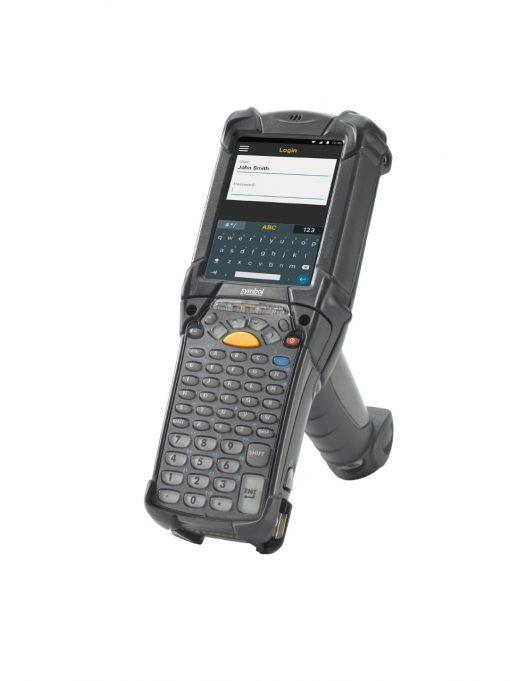 Zebra Motorola MC92n0 MC9200 El Terminali