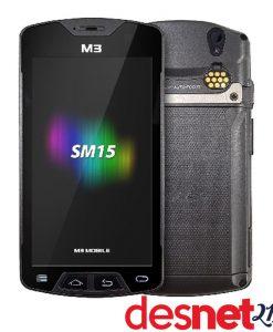 M3 SM15X Android El Terminali