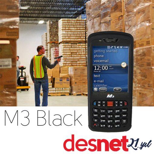 Mobile Compia M3 Black El Terminali