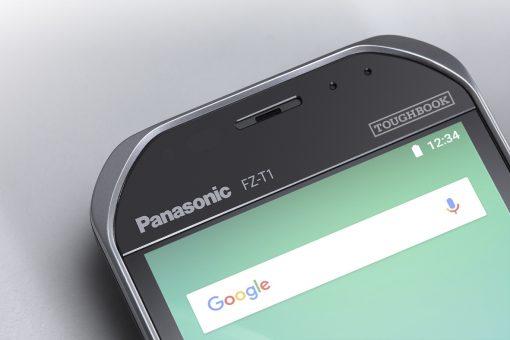 Panasonic FZ-T1 El Terminali