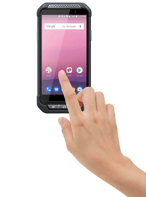 Point Mobile PM85 Android El Terminali