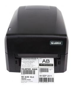 GODEX GE300 300 dpi (ETHERNET+SERİ+USB) Barkod Yazıcısı