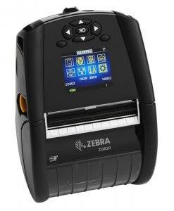 Zebra ZQ620 Mobil Etiket Yazıcısı