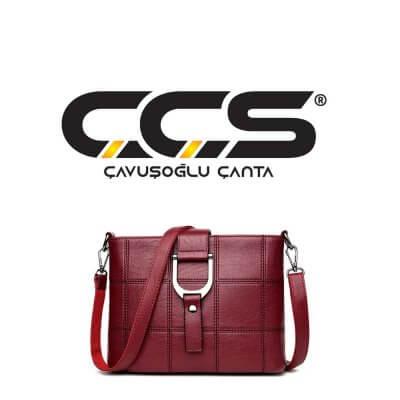 CCS Çanta / Çavuşoğlu Çanta Sanayi El Terminallerinde Desnet'i Tercih ediyor.