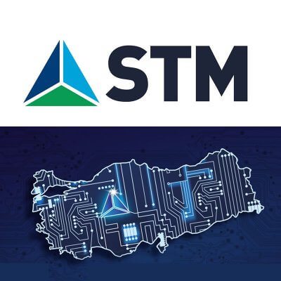 STM Savunma A.Ş. RFID Envanter Yazılımında Desnet'i tercih etti.