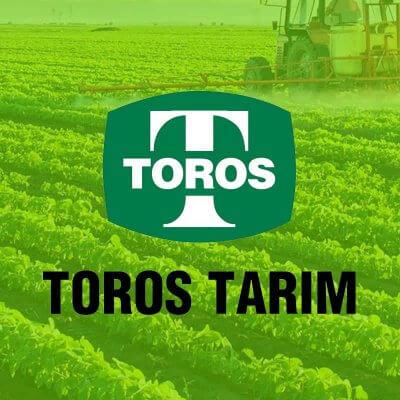 TOROS TARIM El Terminallerinde Desnet'i tercih ediyor.