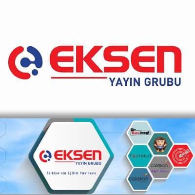 EKSEN YAYINLARI - EKSEN YAYIN GRUBU El Terminallerinde Desnet'i tercih ediyor.