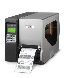 TSC TTP-2610MT Endüstriyel Barkod ve Etiket Yazıcı