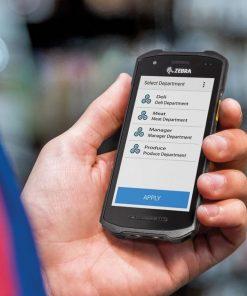 Zebra TC26 Android El Terminali