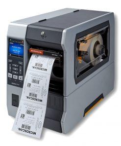 Zebra ZT610 Endüstriyel Barkod Yazıcı
