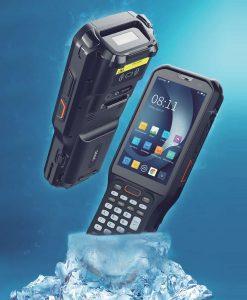 UROVO RT40 Ultra Endüstriyel Android El Terminali