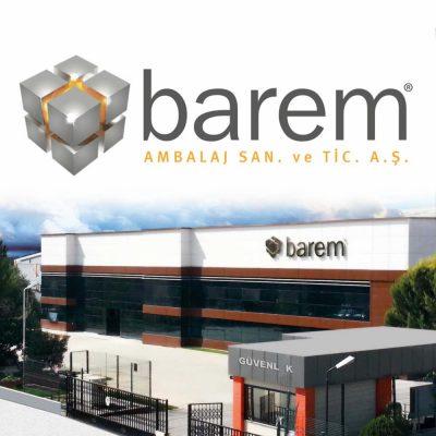 Barem Ambalaj A.Ş. El Terminallerinde, Barkod Yazıcılarda, Barkod Okuyucularda, Satın alma ve Kiralama ile, Teknik Servis hizmetleriyle 360 derece Desnet'i tercih ediyor.