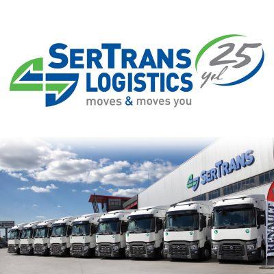 SERTRANS Logistics El Terminallerinde, El Terminali Kiralamada, Barkod Yazıcılarda, Barkod Okuyucularda Desnet'i tercih ediyor.