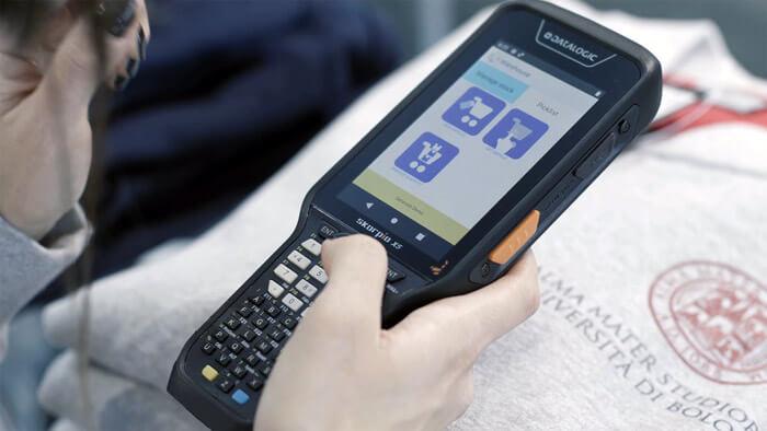 Datalogic Skorpio X5 Android El Terminali